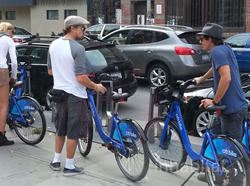 Leonardo DiCaprio is still the king of cool with City Bike and JammyPack