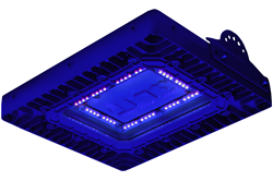 100 Watt Ultraviolet LED Light that is Paint Spray Booth Approved