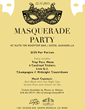 Ring in the New Year at Hotel Shangri-la's Masquerade Party in Suite 700