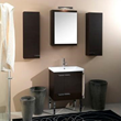 22.5″ NS3 Simple Vanity With Storage Cabinets From Iotti