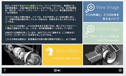 The Autotranslate interface in Japanese