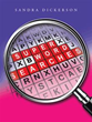 Sandra Dickerson Creates 75 New, Brain-Teasing Word Search Puzzles