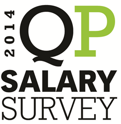 Salaries for quality professionals remains flat, but culture of quality can offset unchanged salaries.