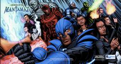 graphic novel, comic book, Kwanzaa gift