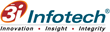 3i Infotech's revenue at INR 1,344 crores and EBIDTA at INR 177 crores...