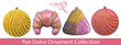 CasaQ Pan Dulce Ornament Collection