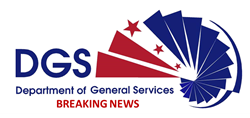 Department of General Services Press Release