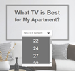 ForRent.com® Assists in Home/Apartment Setup with New TV Buying...