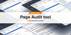 Onpage SEO audit tool and software