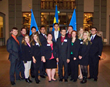 HPU Model United Nations team excels at international conference