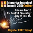 Enterprise Learning! Summit 2015 Online to Be Held January 15;...