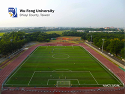 synthetic turf, artificial turf, sports turf, fifa football, football pitch, taiwan, wu feng university, fifa two star, fifa recommended, fifa certified, fifa preferred producer, football pitch, artificial turf manufacturer