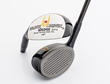 Black Magic′s Shankless Hybrid Pitching Wedge is Designed with a Low...