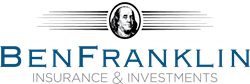 Ben Franklin Insurance and Investments Logo