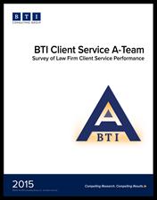 BTI Client Service A-Team 2015