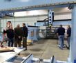Diversified Machine Systems Hosts Colorado Springs Mayor Bach DMS CNC Routers