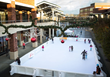 Redmond Town Center Debuts Skating Rink