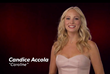 Candice Accola wears the Finn Necklace in promotional shots and video for Season 6 of The Vampire Diaries.
