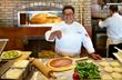 Tomatina Executive Chef Rogelio Jacinto