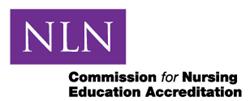 NLN CNEA logo