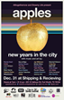 apples: New Years in the City