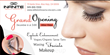 Infinite Beauty Concepts specializes in eyelash enhancements and extensions