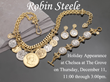 Robin Steele Set to Showcase Holiday Collection at Exclusive In-Store Appearance at Chelsea Gifts in Shrewsbury