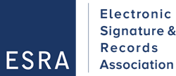 Electronic Signature and Records Association