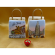 Manhattan Shopping Bag Limoges Boxes