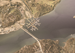 Belatchew Arkitekter's SwimCity - Aerial View