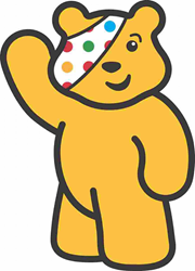 Pudsey BBC Children in Need
