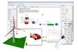 New Battery Library for System Simulation with MapleSim