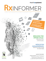 Healthesystems' Fall 2014 RxInformer