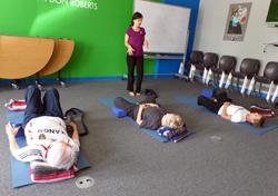 Yoga for Veterans program