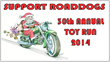 Avitus Group Co-Hosts Live Radio Show Supporting Roaddogs Toy Donation...
