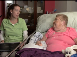 Considering hospice care is an important option.
