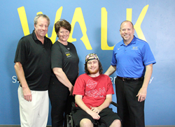 Project Walk, Project Walk Houston, Spinal Cord injury recovery