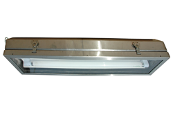 Class 1 Division 2 Hazardous Location Fluorescent Light Fixture