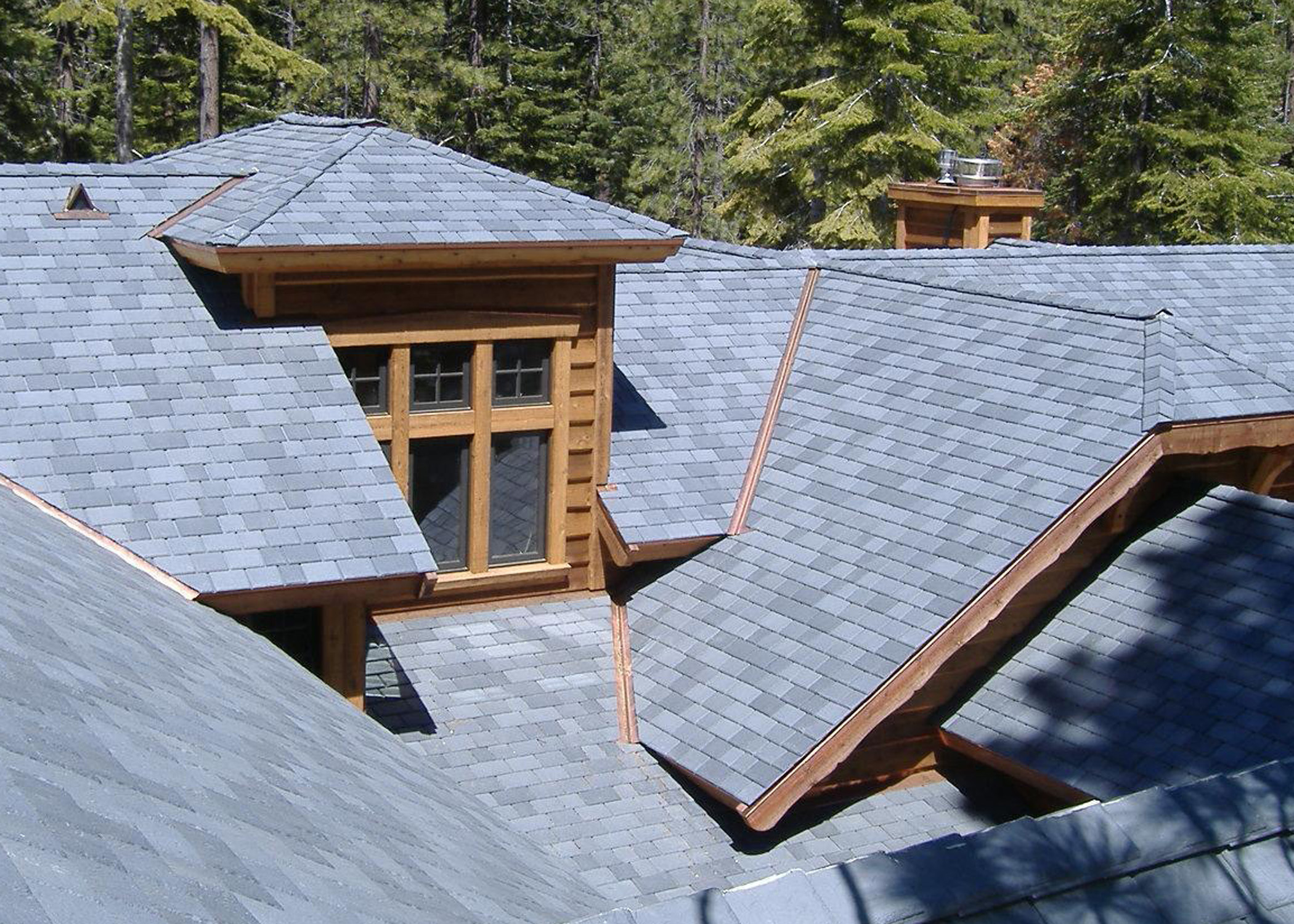 Davinci roofscapes launches 2015 shake it up exterior for Davinci roof tiles pricing