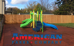 'Short Stuff' daycare playground equipment from American Parks Company