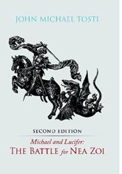 John Michael Tosti's new novel chronicles biblical battle for...