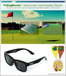 Kaya Transforms Golf with New PuttingMonster™ Green Reading Glasses