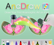 Launch of drawing optical illusion app AnaDraw for iPad on App Store