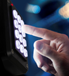 Storm's StrikeMaster keypads, now with HID Global's industry leading contactless technology