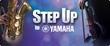 Yamaha Announces Step Up to Yamaha Promotion: Rebates on Instruments...