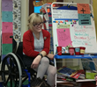 Teacher with Disability Is Role Model for Students