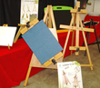 Artist and InventHelp® Client Creates a Revolutionary Easel