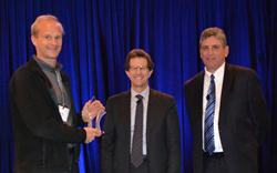 Smartlogic receive MarkLogic's Parnter Exellence Award