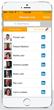Peer-to-peer Networking in ChirpE Mobile Event App