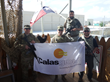 Calas Group Welcomes Employees Home from Military Service in...